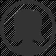 female-shadow-circle-512